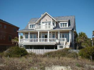 Sunrise, Sunset - Folly Beach, SC - 3 Beds BATHS: 4 Full