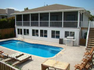 TranquiliSea - Folly Beach, SC - 6 Beds BATHS: 6 Full