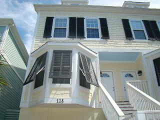 Exterior of Townhouse