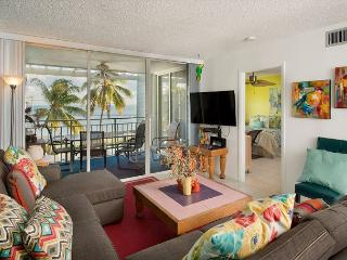205E La Brisa - 2 Bedroom Oceanfront Condo with a Shared Pool