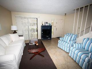 Gulf Winds East #23 ~ Cute Townhome Across From The Beach  Free Golf