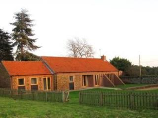 Situated on the edge of farmland close to the Wash on a 3500 acre private estate