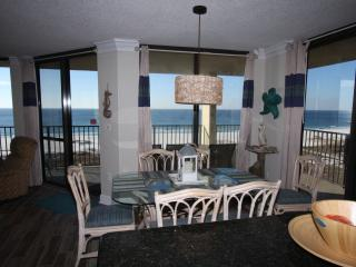 Stunning Corner Beachfront Views! New furniture,etc. DEAL 4/28-5/6!amenities!