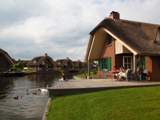 Waterpark Belterwiede, Wanneperveen