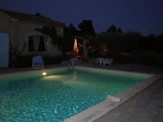 Provencal villa at the Foot of the Alpilles