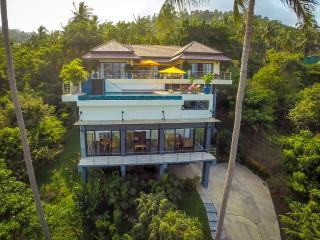 5 bedroom sea view villa, Chaweng