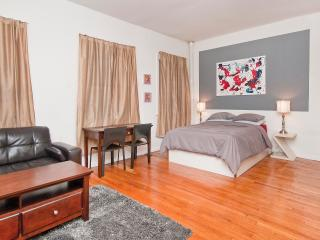 Cozy Studio on Gramercy #2B, Long Island City