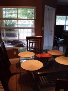 full dinning room
