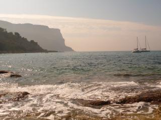 Superbe T4 vue mer a Cassis,  tennis et piscine