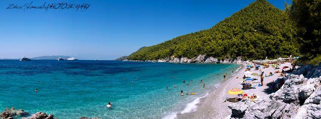 Kastani beach 6 klm