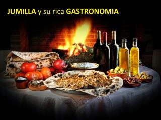 Ruta Gastronómica de Jumilla