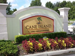 A Luxury Resort Cane Island