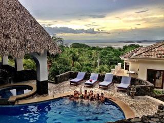 Luxury Ocean View - Pura Vida Villa en Costa Rica, Playa Ocotal