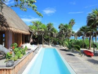 Charming 4 Bedroom Villa in Sian Ka'an, Punta Allen