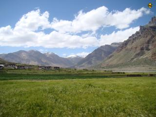 The Nomad's Cottage, Losar, Spiti Valley., Lahaul and Spiti District