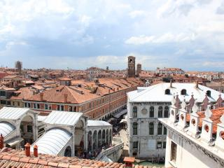 Rialto Bridge from the upper terrace - Altana Albachiara