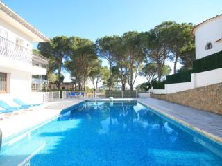 "Vacation home with a large private pool in L""Escal"