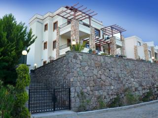 233 Bodrum Apartment 2 pool view, Gundogan