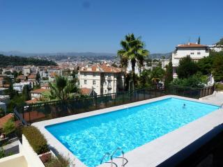 Wonderful condo with amazing sea view of Nice