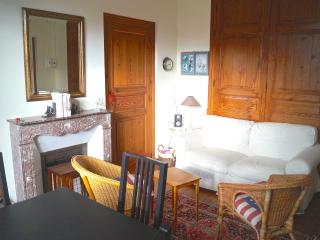 Apartment Saint-Malo rochebonne beach w. patio.