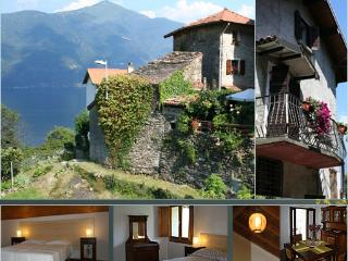 La-Torre Holiday villa overlooking lake Como, San Siro