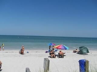 Best price on the beach! For a gulf view condo, Indian Rocks Beach