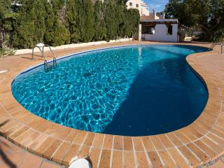 PLAYA DEN BOSSA - SA CARROCA SEA VIEW VILLA NO NEED CAR WALKING DISTANCE TO BEST