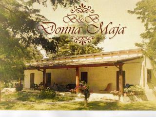 B&B Donna Maja, Palinuro camera Bignonia