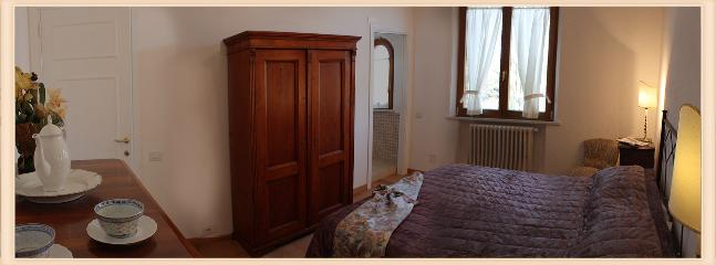 Double bedroom 1, first view