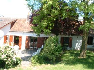 Detached three bedroomed  cottage.with grounds.