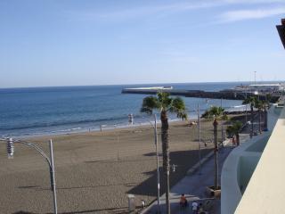 Atico en primera línea de playa