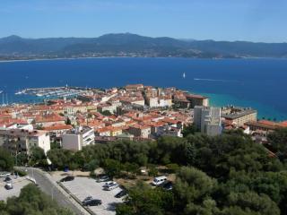 Appt Vue panoramique golfe d'Ajaccio