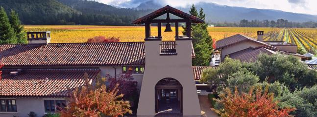 This is St. Francis Winery and Estate, just 7 minutes from my home- Great place to taste!