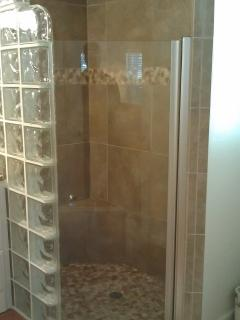 Tile & Stone Shower