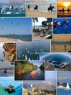 Sports and Activities for those looking for adventure