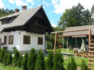"Apartment Svenšek - ""Dedi Janko"" - first floor, Bohinjsko Jezero"