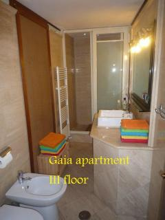 Gaia 3rd floor bathroom
