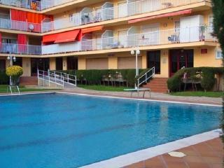 Apartment first line to the beach, Malgrat de Mar