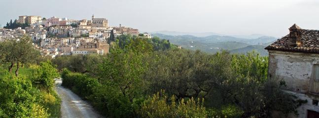 ZijzIcht op Loreto Aprutino
