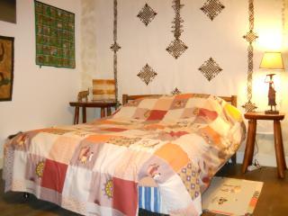Chambre meublee 'Afrique' 2 a 4 pers (+10e)