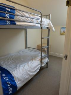 Third Floor Bunk Bedroom