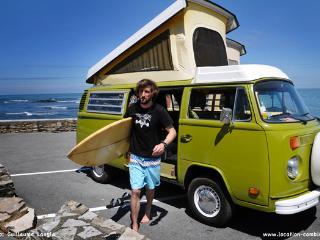 VW Classic Campervan