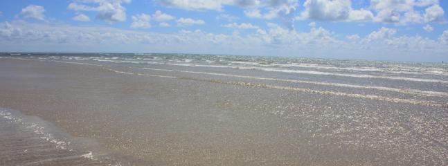 La Conche, a truly beautiful sandy beach