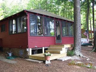 Seasonal Waterfront Cottage with Guest House on Lake Winnipesaukee (JOW266W), Moultonborough