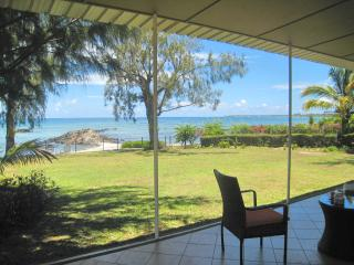 Beachfront Villa Sirandane, near Trou aux Biches