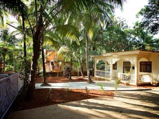 NEW 3 Bedroom AC House near Palolem beach, Goa, Patnem
