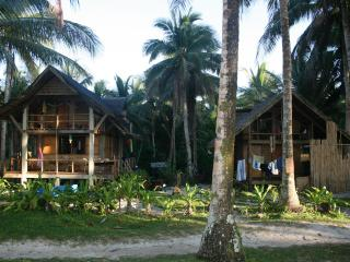 Cheap accommodation Siargao love shacks