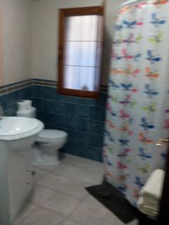 baño cortina