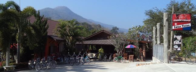 Welcome Swiss Ticino Guesthouse & Restaurant - Mae Wang / Chiang Mai