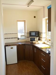 Family apartment - fully equipped kitchen